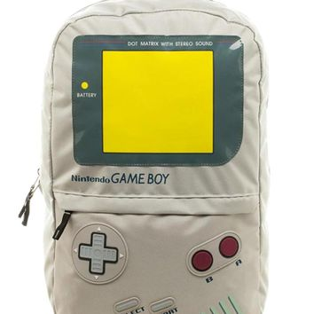Nintendo Game Boy Backpack Computer Laptop Bag