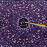 Pink Floyd - Dark Side of the Moon Lyrics - Purple - Tapestry
