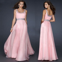 Sexy Women Sequins Evening Party Cocktail Dress Ball Prom Gown Formal Bridesmaid Dress = 1946442372