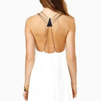 Unchained Dress - Ivory