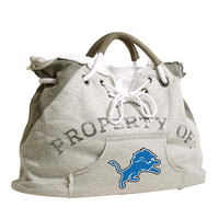 Detroit Lions NFL Property Of Hoodie Tote