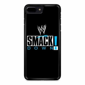 Wwe Smackdown Logo 1 iPhone 8 Plus Case