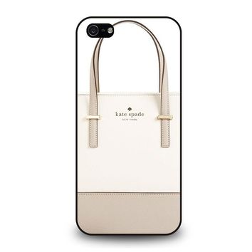 KATE SPADE NEW YORK TOTE iPhone 5 / 5S / SE Case Cover