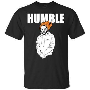 Kendrick Lamar Be Humble Compton Rap Hip Hop T Shirt
