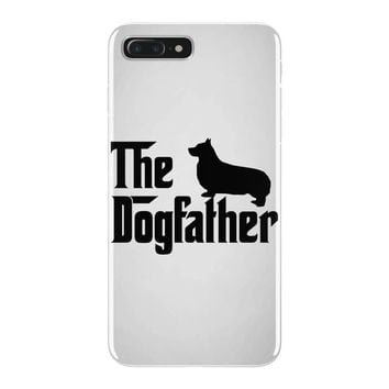 the dogfather pembroke welsh corgi iPhone 7 Plus Case