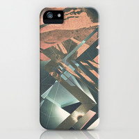 Mars Trails iPhone & iPod Case by Danny Ivan