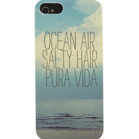 Pura Vida Ocean Air iPhone 5/5S Case at PacSun.com