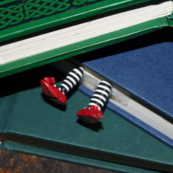 Wicked Witch Bookmark by IansCafe on Etsy