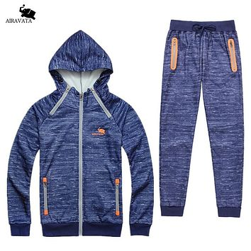 Men's Fashion Tracksuit Autumn Street wear Set Men Zipper Sweatsuits Autumn Hip hop Elastic Top and Pants Sets In Men