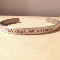 Boy Meets World Life's Tough Bracelet