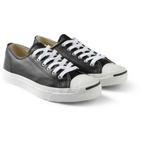 ConverseJack Purcell Leather Sneakers|MR PORTER