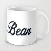 Mama Bear to Baby Boy Mug by Love Lunch Liftoff