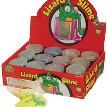 Lizard Slime Case Pack 6