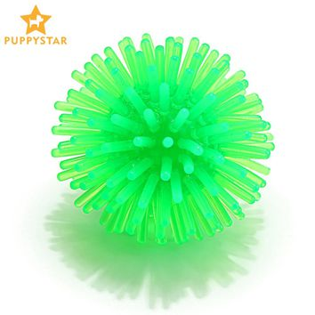 Cat Toy Solid Plastic Balls Toys Cats Dogs Chew Toy Kitten Puppy Toys Pet Training Dog Games Cat Supplies Pet Accessories SJ0010