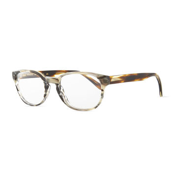 Kent Fashion Glasses, Brown/Forest - Illesteva