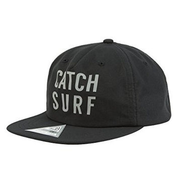 CATCH SURF Armstrong Mens Surf Hat, Black