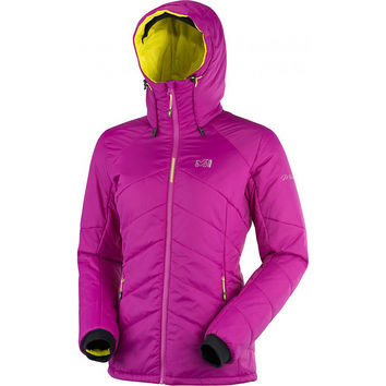 Millet LD Belay Tool Hooded Insulated Jacket - Women's