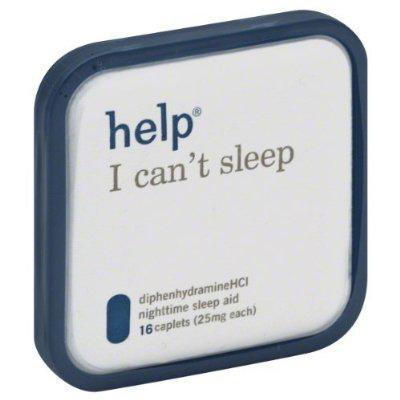 Help Remedies Help I Can T Sleep 25mg From Amazon Things I