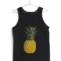pineapple Adult tank top men and women