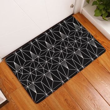 Geometric Floor Mat (13 Types 2 sizes)