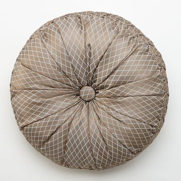 Tufted Round Decorative Pillow : Shop Round Tufted Pillow on Wanelo