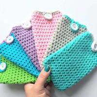 Crochet Cell Phone Case, Crochet iPhone Sleeve, Crochet Cell Phone Case, Cell Phone Sleeve, Cell Phone Pouch, iPhone Sleeve, Accessory Cases