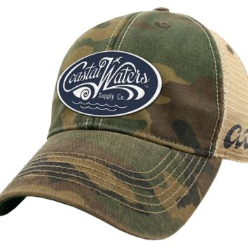 CW Trucker Hat Camo