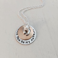 Pregnancy Announcement, Unique Personalized Necklace, Gender Reveal, Baby Feet, It's A Boy, It's A Girl