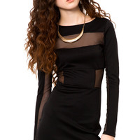 The Shock Waves Dress