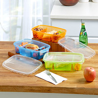 6-Pc. Divided Food Storage Set