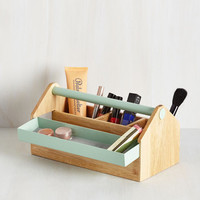 Minimal Caddy-Do Attitude Organizer in Short by ModCloth