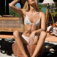Freya Bra Fresh White