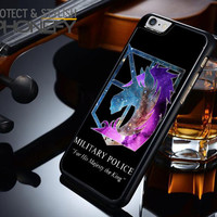 Attack on Titan Military Police iPhone 6S Plus Case|iPhonefy