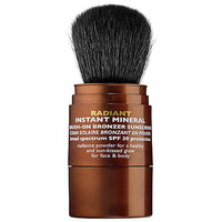 Peter Thomas Roth Radiant Instant Mineral Brush-On Bronzer Sunscreen SPF 30 (0.42 oz)