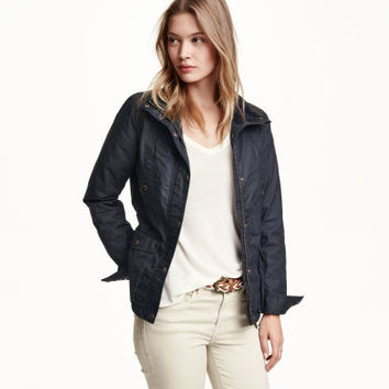 H&M Coated Jacket $59.99
