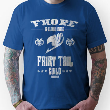 Fairy Tail Class Mage S Unisex T-Shirt