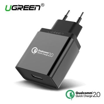 Ugreen Qualcomm Quick Charge 3.0 2.0 Fast Mobile Phone Charger