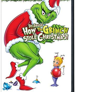 Boris Karloff - Dr. Seuss': How the Grinch Stole Christmas