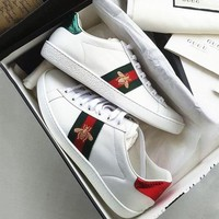 Gucci Fashion Embroidery Old Skool Sneakers Sport Shoes
