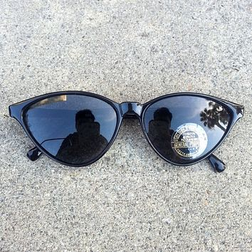 True Vintage Deadstock Indie Cat Eye Florence Sunglasses