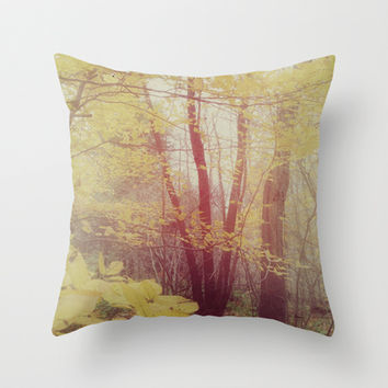 Jade Throw Pillows : Best Mustard Yellow Throw Pillow Products on Wanelo
