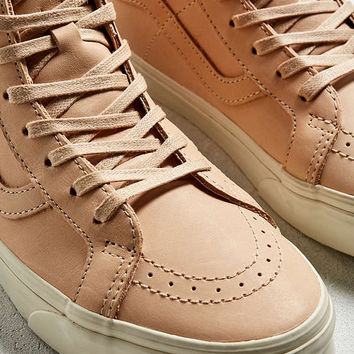 Vans Sk8-Hi Zip DX Leather Sneaker | Urban Outfitters