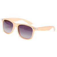 Neon Wayfarer Sunglasses | Wet Seal