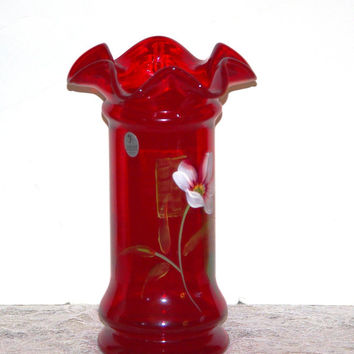 Best Ruby Red Vase Products On Wanelo