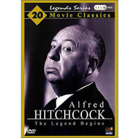 Walmart: Alfred Hitchcock: The Legend Begins 20 Movie Pack