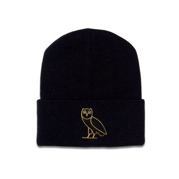Classic Owl Beanie | October's Very Own