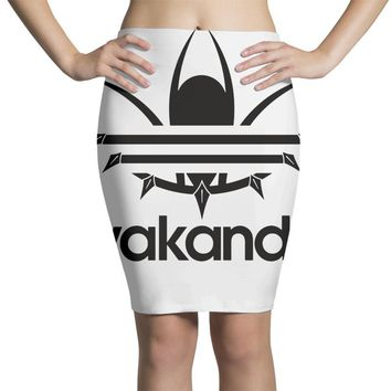 wakanda Pencil Skirts