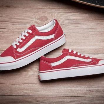 CREYON Blends x Born Free x Vans Vault Old Skool Canvas Sneakers Sport Shoes 74039c1bb77f