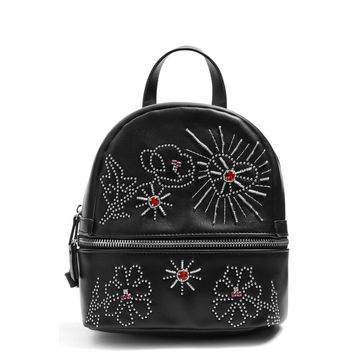 TOPSHOP Women's Rumina Embellished Mini Backpack