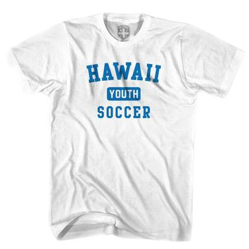 Hawaii Youth Soccer T-shirt